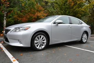 Used 2013 Lexus ES 300 h Technology Package for sale in Vancouver, BC