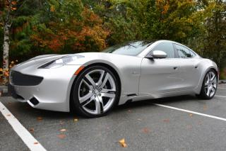 Used 2012 Fisker Karma EcoSport Signature Edition #44 / 100 for sale in Vancouver, BC