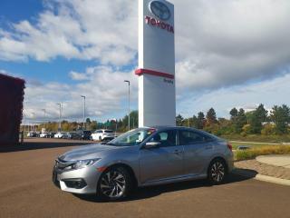Used 2018 Honda Civic Sedan EX for sale in Moncton, NB