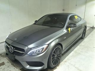 Used 2018 Mercedes-Benz C-Class AMG C43 4MATIC Coupe. 362HP. AMG Performance. Loaded! for sale in Concord, ON