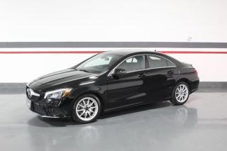 Used 2018 Mercedes-Benz CLA-Class CLA250 4MATIC I NO ACCIDENTS I NAVI I SUNROOF I REAR CAM for sale in Mississauga, ON