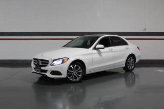 Used 2015 Mercedes-Benz C-Class C300 4MATIC I NO ACCIDENTS I NAVIGATION I PANOROOF I REARCAM for sale in Mississauga, ON