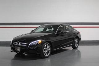 Used 2018 Mercedes-Benz C-Class C300 4MATIC I NAVIGATION I PANOROOF I REAR CAMERA for sale in Mississauga, ON