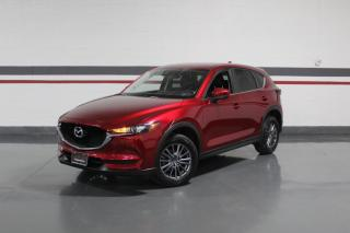 Used 2018 Mazda CX-5 NO ACCIDENTS I NAVIGATION I LEATHER I REAR CAM I HEATED SEAT for sale in Mississauga, ON