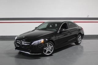 Used 2017 Mercedes-Benz C-Class C300 4MATIC I NO ACCIDENTS I AMG I NAVIGATION I PANOROOF for sale in Mississauga, ON