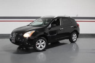 Used 2008 Nissan Rogue SL AWD I NO ACCIDENTS I SUNROOF I LEATHER I HEATED SEATS for sale in Mississauga, ON