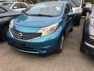 Used 2015 Nissan Versa Note 5DR HB 1.6 for sale in Toronto, ON