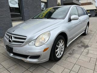 Used 2007 Mercedes-Benz R-Class Wgn 3.0L CDI *As Is* for sale in Nobleton, ON
