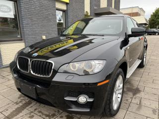 Used 2011 BMW X6 AWD 35i for sale in Nobleton, ON