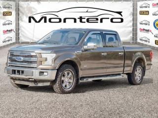 Used 2015 Ford F-150 4X4 SuperCrew 157