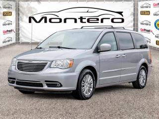 Used 2016 Chrysler Town & Country 4DR WGN for sale in North York, ON
