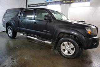 Used 2009 Toyota Tacoma TRD-OFF ROAD LONG BED V6 4x4 CERTIFIED *1 OWNER*FREE ACCIDENT* CRUISE TOW HITCH CAMERA for sale in Milton, ON