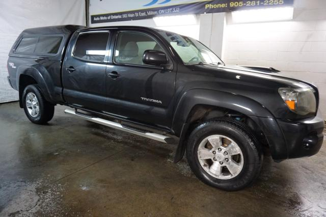 2009 Toyota Tacoma TRD-OFF ROAD LONG BED V6 4x4 CERTIFIED *1 OWNER*FREE ACCIDENT* CRUISE TOW HITCH CAMERA
