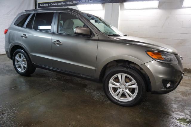 2012 Hyundai Santa Fe GLS AWD CERTIFIED 2YR WARRANTY *1 OWNER* SUNROOF BLUETOOTH HEATED SEAT CRUISE ALLOYS