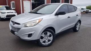 Used 2011 Hyundai Tucson GLS 2WD for sale in Dunnville, ON