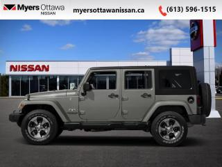 Used 2016 Jeep Wrangler Unlimited Sahara  -  A/C for sale in Ottawa, ON