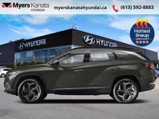 New 2022 Hyundai Tucson Hybrid Ultimate  - $300 B/W for sale in Kanata, ON