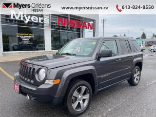 Used 2016 Jeep Patriot High Altitude  - $132 B/W for sale in Orleans, ON