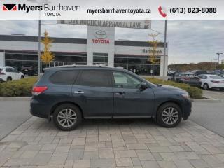 Used 2016 Nissan Pathfinder S  - Aluminum Wheels -  Power Windows - $135 B/W for sale in Ottawa, ON