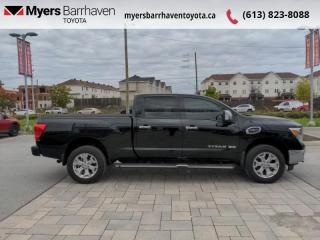 Used 2016 Nissan Titan XD SL  - Navigation -  Leather Seats for sale in Ottawa, ON