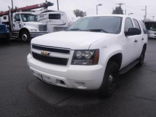 Used 2009 Chevrolet Tahoe 2WD - EX Police/Special Service for sale in Burnaby, BC