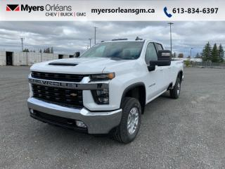 New 2022 Chevrolet Silverado 2500 HD LT for sale in Orleans, ON