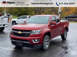 Used 2016 Chevrolet Colorado 4WD Z71  -  Touch Screen for sale in Orleans, ON