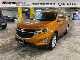 Used 2019 Chevrolet Equinox LT  - Aluminum Wheels -  Apple CarPlay for sale in Orleans, ON