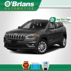 Used 2020 Jeep Cherokee Trailhawk Elite for sale in Saskatoon, SK