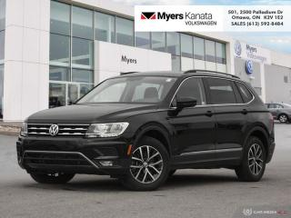 Used 2019 Volkswagen Tiguan Comfortline 4MOTION  -  Power Liftgate for sale in Kanata, ON