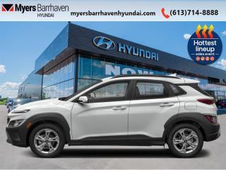 New 2022 Hyundai KONA 2.0L Preferred FWD  -  Heated Seats - $162 B/W for sale in Nepean, ON