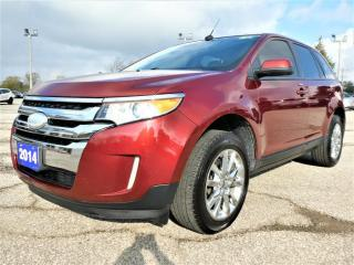 Used 2014 Ford Edge SEL | Heated Seats | Power Lift Gate | Remote Start for sale in Essex, ON