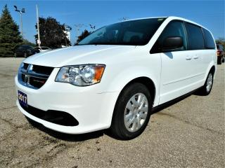Used 2017 Dodge Grand Caravan SXT 3.6L | Cruise Control for sale in Essex, ON