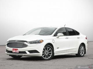 Used 2018 Ford Fusion ENERGI SE for sale in Ottawa, ON