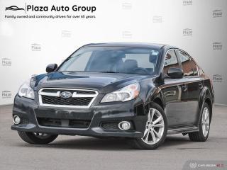 Used 2014 Subaru Legacy 2.5i Premium for sale in Bolton, ON