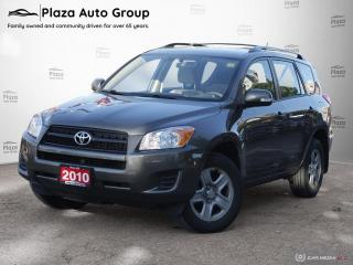 Used 2010 Toyota RAV4 BASE for sale in Richmond Hill, ON