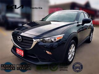 Used 2019 Mazda CX-3 GS Auto AWD LowKM BlindSpot RearCam Hted SW & Sts for sale in North York, ON