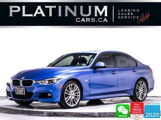 Used 2017 BMW 3 Series 340i xDrive, 320HP, M-PERF II, NAVI, HEATED SEATS for sale in Toronto, ON
