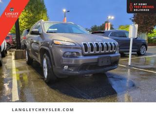 Used 2018 Jeep Cherokee North  Navi/ Backup/ Bluetooth/ 4x4/ Low KM for sale in Surrey, BC