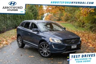 Used 2015 Volvo XC60 T6 Platinum  - Navigation -  Leather Seats - $199 B/W for sale in Abbotsford, BC
