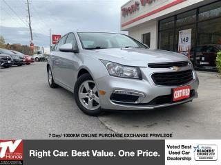 Used 2015 Chevrolet Cruze 2LT for sale in Peterborough, ON