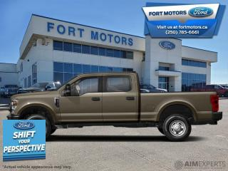 New 2022 Ford F-350 Super Duty 4X4 CREW CAB PU DRW/  - $759 B/W for sale in Fort St John, BC