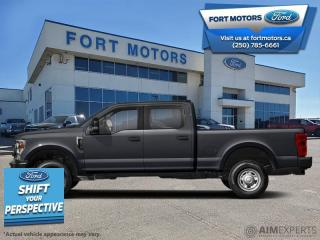 New 2022 Ford F-350 Super Duty 4X4 CREW CAB PICKUP/  - $637 B/W for sale in Fort St John, BC