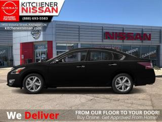 Used 2015 Nissan Altima 2.5 SL  - ONE OWNER | CLEAN CARFAX | LEATHER | NAVI for sale in Kitchener, ON
