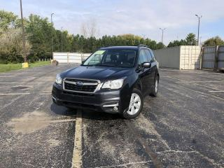 Used 2017 Subaru Forester Convenience AWD for sale in Cayuga, ON