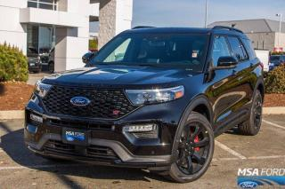 New 2021 Ford Explorer ST for sale in Abbotsford, BC