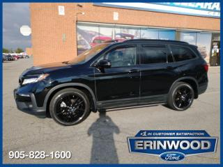 Used 2019 Honda Pilot Black Edition for sale in Mississauga, ON