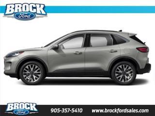 New 2022 Ford Escape Titanium Hybrid for sale in Niagara Falls, ON