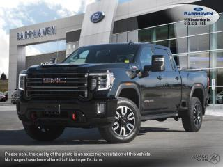 Used 2021 GMC Sierra 2500 HD AT4 for sale in Ottawa, ON