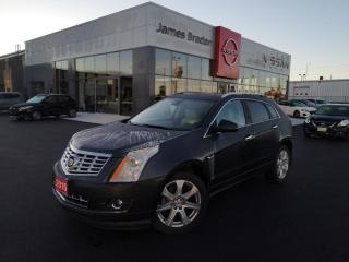 Used 2015 Cadillac SRX Premium for sale in Kingston, ON